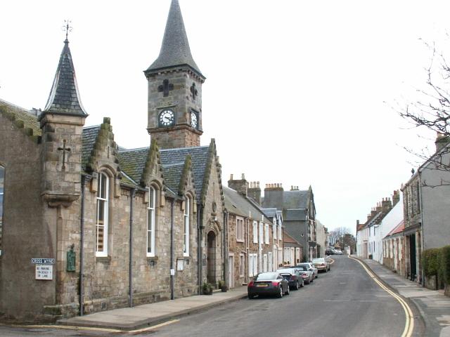 High St, Earlsferry