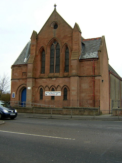 Craigneuk and Belhaven Parish Church