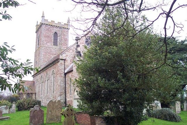 St. Giles, Chetton