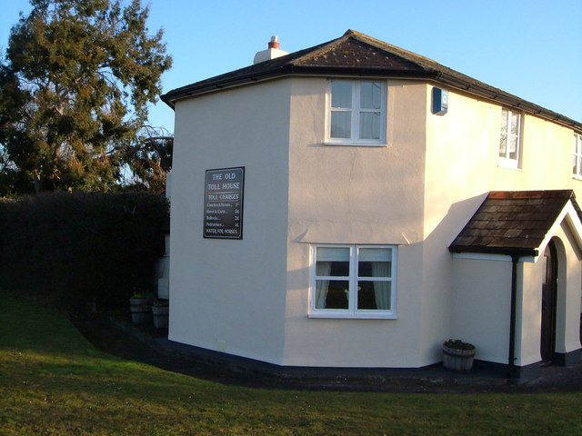 The Old Toll House, New Cross, Kingsteignton