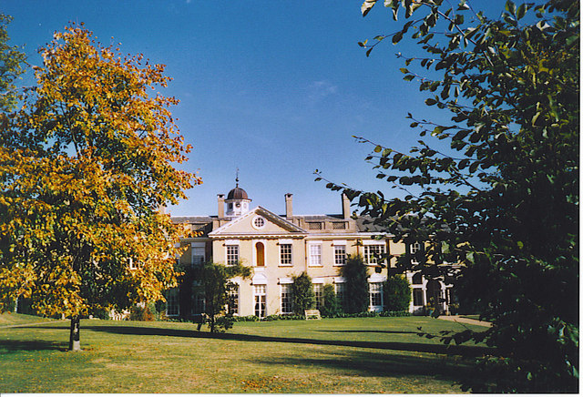 Polesden Lacey, the West Front.