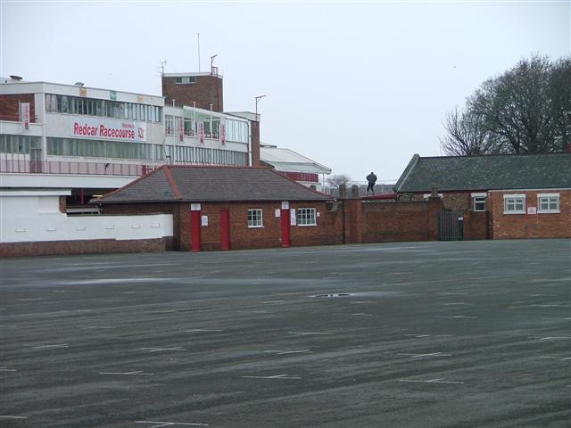 Redcar Racecourse, Main Entrance