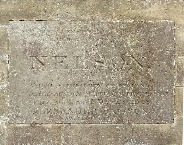 Nelson Memorial