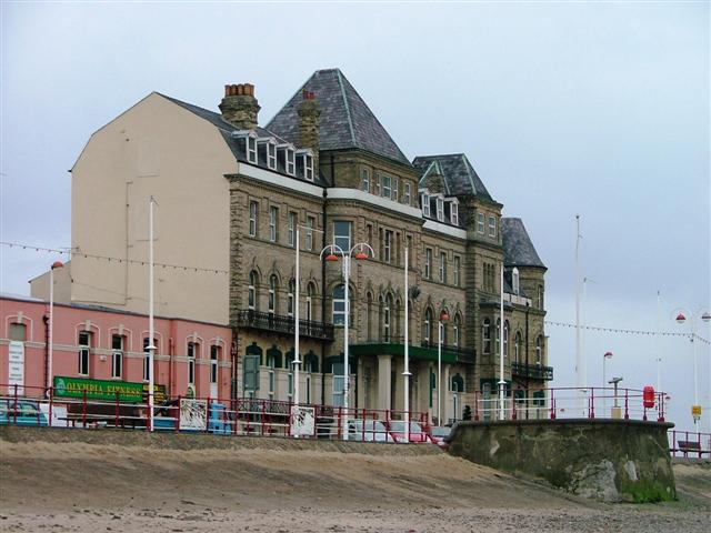 Former Coatham Hotel
