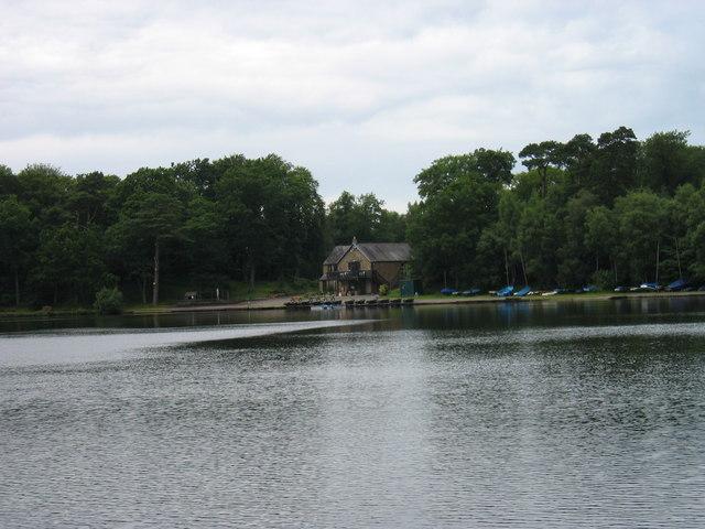 Talkin Tarn Boathouse