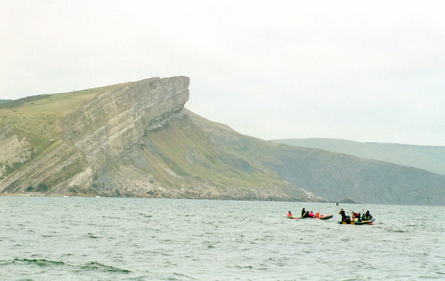 Worbarrow and Gad Cliff