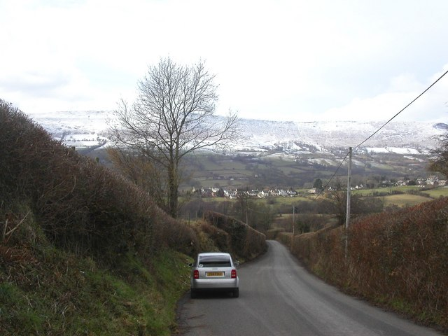 Down to Longtown.