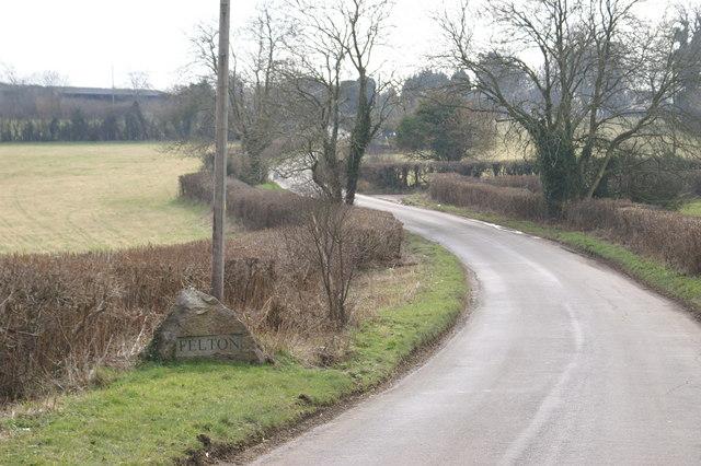Road to Felton