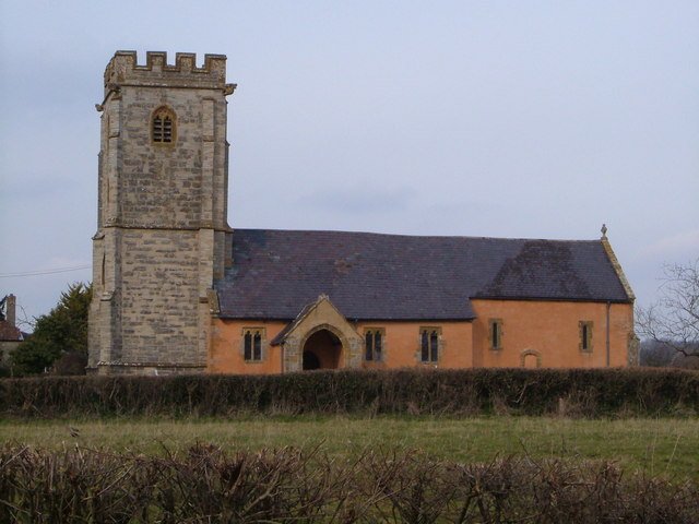St. Thomas' church, Thurlbear