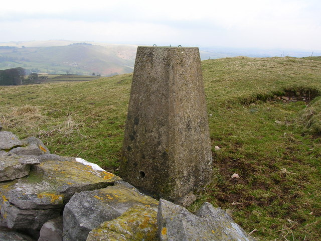 Musden Low Triangulation Pillar