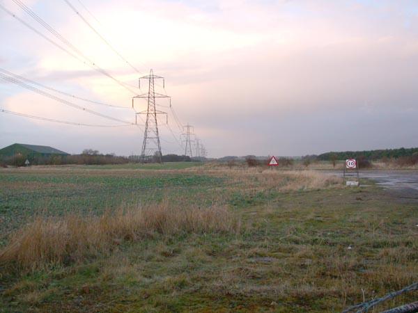 Tempsford airfield