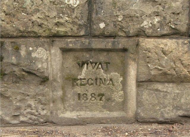 Bridge Inscription