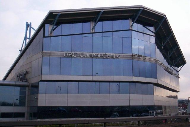 RAC Centre, Walsall