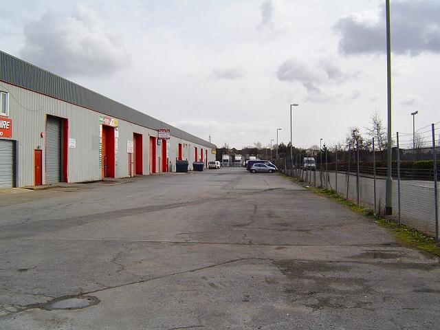 Industrial units at Heathfield - Devon