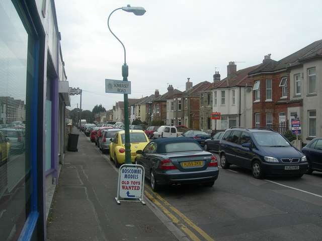 Somerset Road, Boscombe