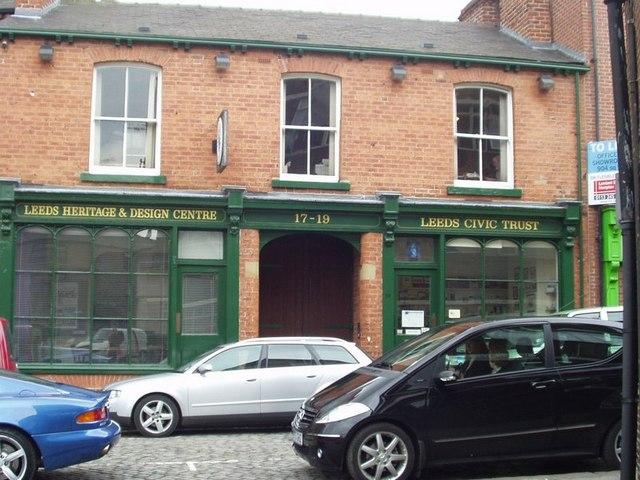 Leeds Civic Trust, Wharf Street