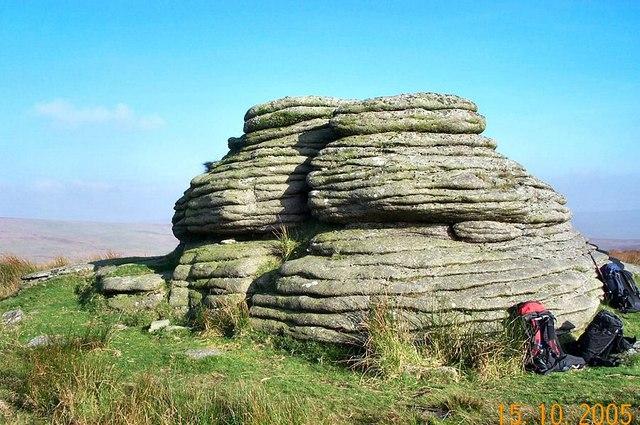 Chat Tor - Dartmoor