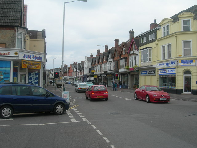 Christchurch Road, Boscombe (1)