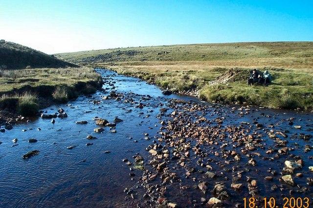 Sandy Ford - Dartmoor
