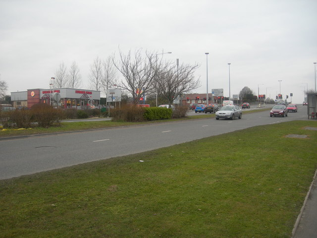 Waterloo Road, Poole