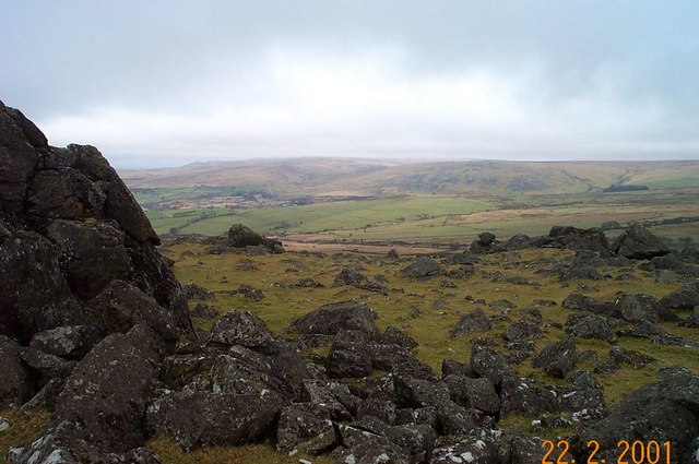 White Tor - Dartmoor