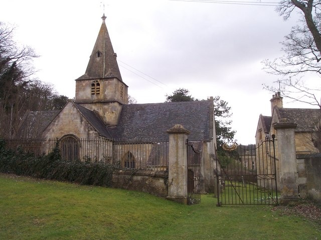 Dowdeswell Church