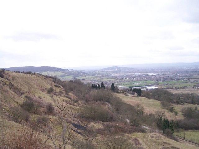 Cold Slad and The Cotswold Escarpment