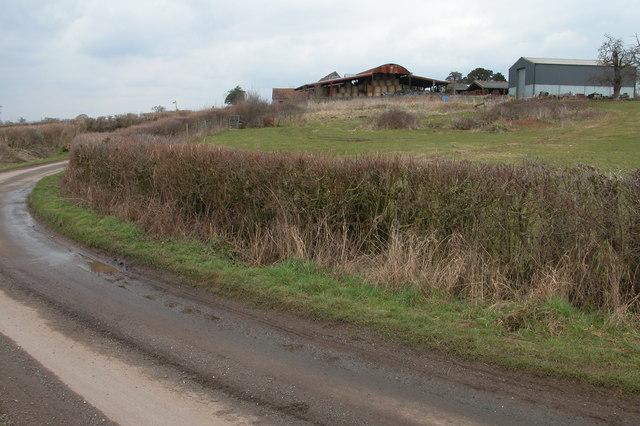 Webbhouse Farm, Hanbury