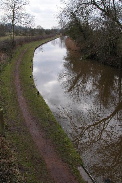 Worcester & Birmingham Canal, Astwood