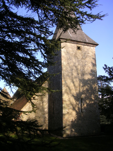 All Saints parish church, Upper Farringdon