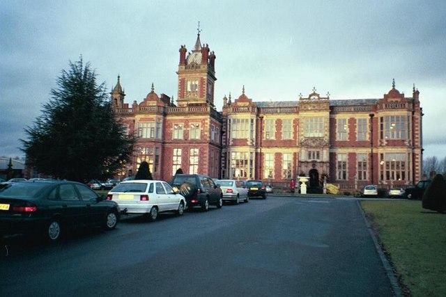 Crewe Hall Hotel