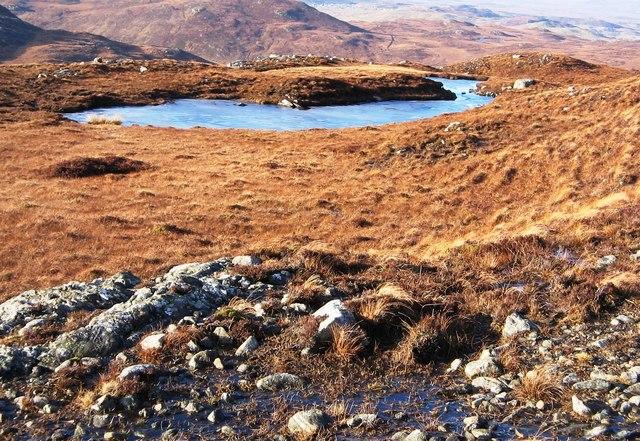 Lochan and bog, Isle of Lewis