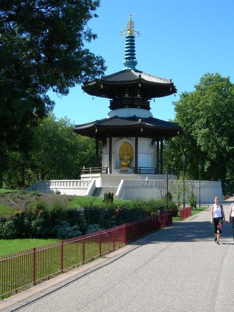 Pagoda, Battersea Park