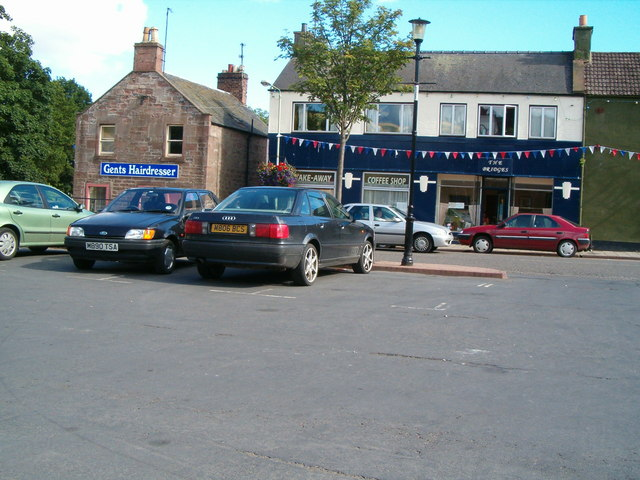 The Square Alyth.