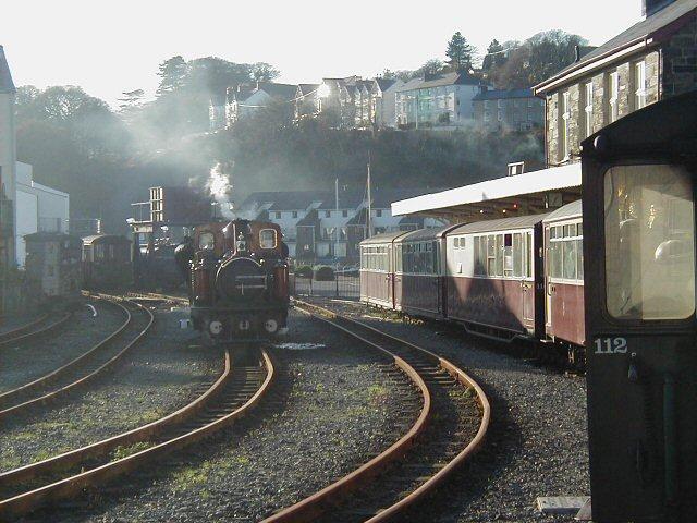 Porthmadog Station - Ffestiniog Railway