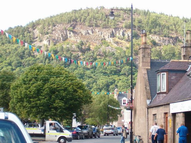 Craigendarroch Hill