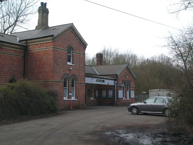 Cowden Station
