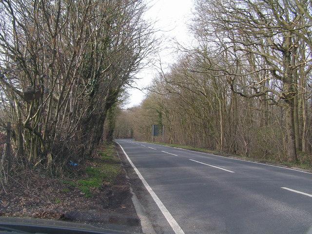 The Road to Edenbridge (B2026)