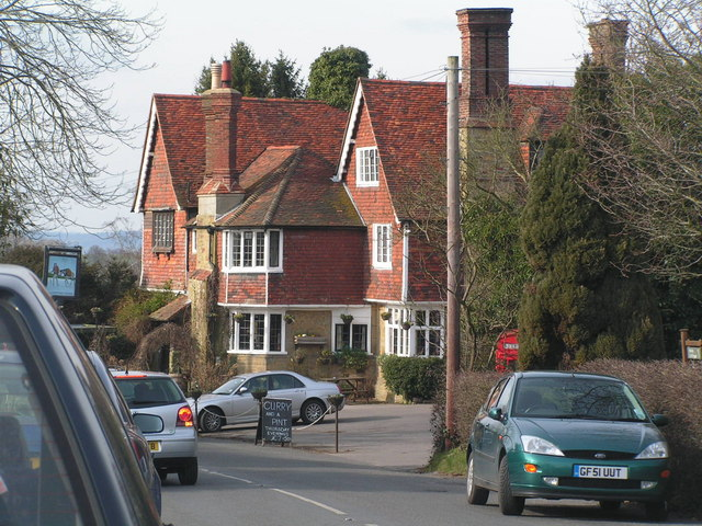 The Chafford Arms, Fordcombe