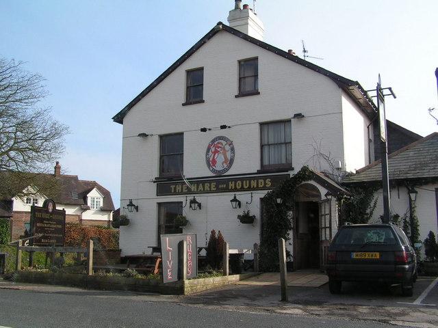 The Hare & Hounds, Bidborough