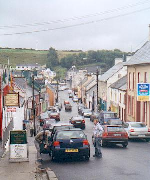 Front Street Ardara, Co Donegal.