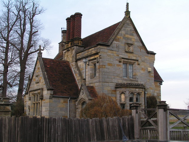 Gatehouse, Penshurst Place