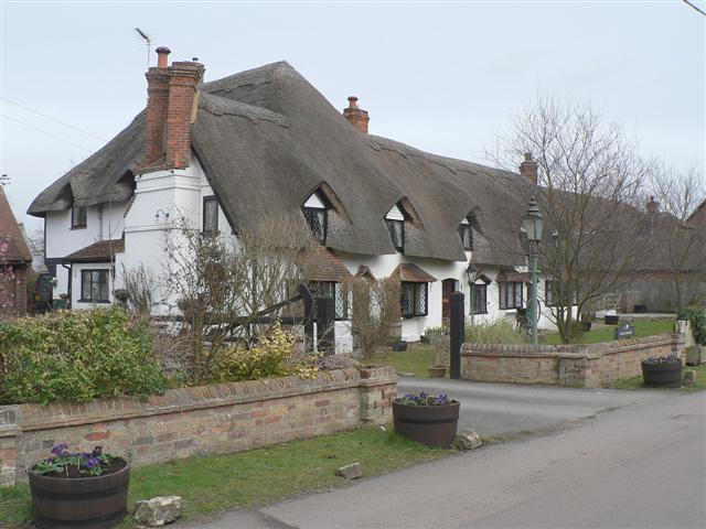 Thatched Houses, Buckland