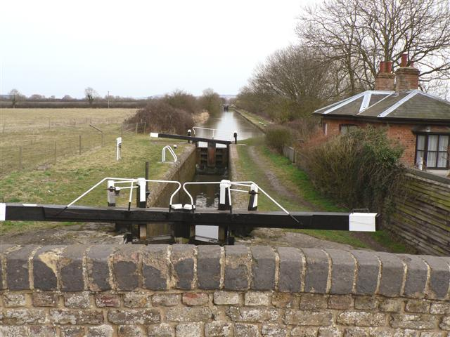 Puttenham Bottom Lock