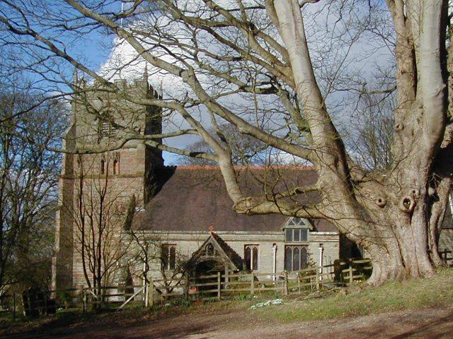 St Leonards Church, Beoley