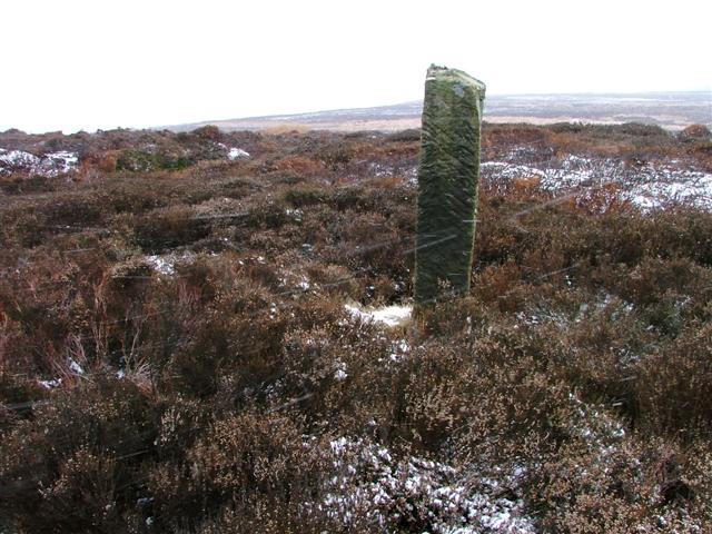Boundary Stone, Above Esklets