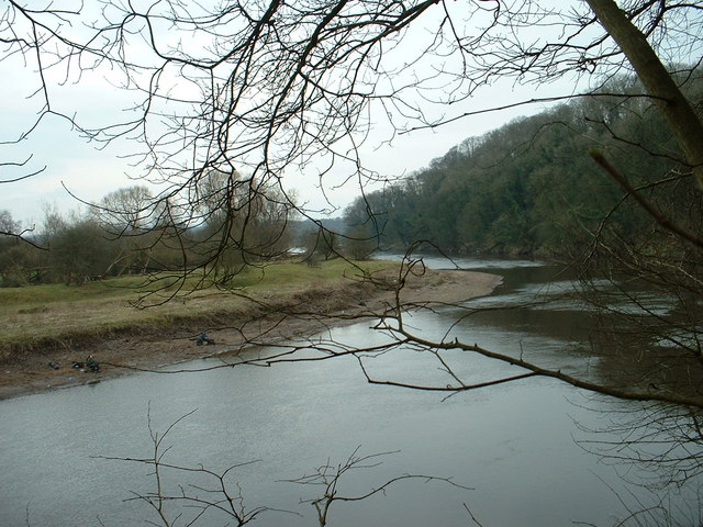 River Ribble at Horseshoe Bend
