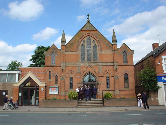 Syston Methodist Church