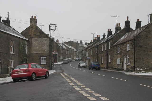 Castleton High Street