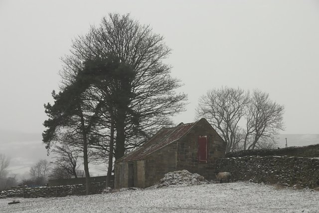 Field Barn at Castleton